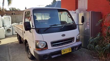 2003 Kia K2700 Ute LOW KM 82000 ONLY