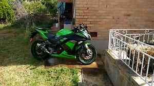 Special Edition 2013 Kawasaki Ninja 300 [Delkevic Exhaust] Valley View Salisbury Area Preview