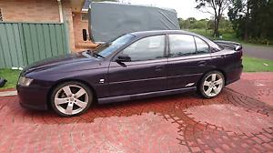2004 Commodore VY series 2 SS manual sedan Port Macquarie Port Macquarie City Preview