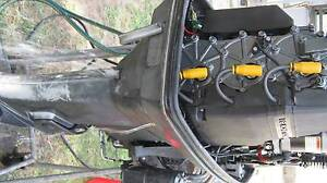 OUTBOARD  SUZUKI  55HP   POWER TRIM / TILT   OIL INJECTED Subiaco Subiaco Area Preview