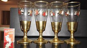 Various drinking glasses for sale Lane Cove North Lane Cove Area Preview