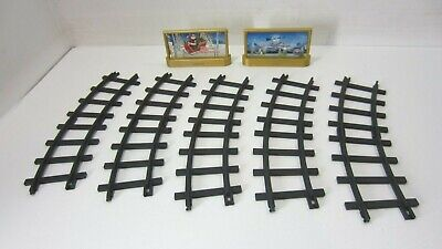 LIONEL LINES Christmas G-Gauge Train Set 7-11357: Extra Track