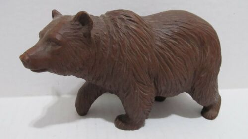 Vintage Red Mill Walking Grizzly Bear 1987