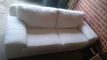 Tribeca 2 seater sofa  Largs Bay Port Adelaide Area Preview