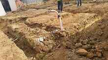Excavator hire granny flats excavation landscaping auger hammer Pymble Ku-ring-gai Area Preview