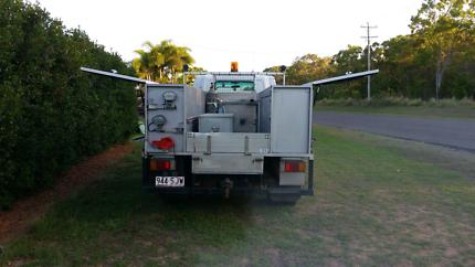 Isuzu Tradie Light Truck