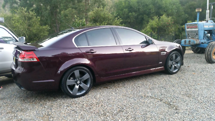 2012 Holden Commodore  Z Series SV6