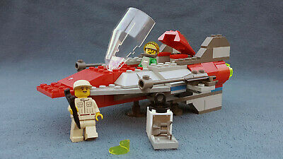 LEGO 7134 = A-Wing Fighter, Star Wars VINTAGE 2000 excellent but no instruct