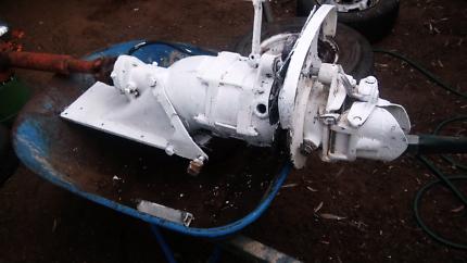 Jet motor has one small broken bracket need weld up easy fix