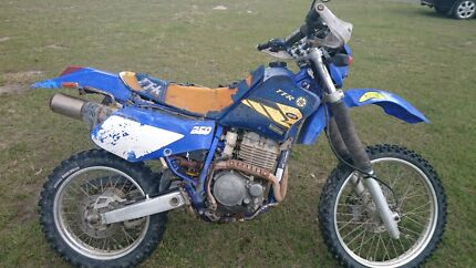 TTR 250 1999 MODEL  Grafton Clarence Valley Preview