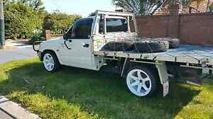 Hilux 2004 4x2 workmate Gwelup Stirling Area Preview