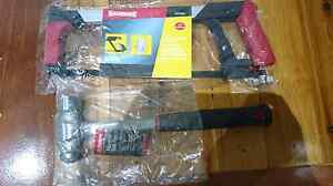 Sidchrome new 24oz/680g ball pien hammer and Hacksaw Moorebank Liverpool Area Preview
