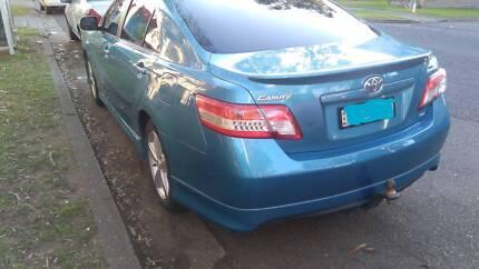 2009 Toyota Camry Sportivo