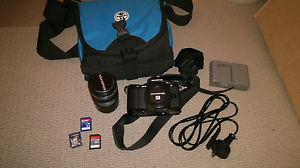 Olympus omd em5, kit lens 12-50mm,3 x SD cards and bag Banksia Grove Wanneroo Area Preview