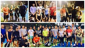 Thursday Night Tennis Round Robin Event is on! Rose Bay Eastern Suburbs Preview