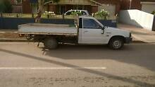 1991 Ford Courier Ute Wingfield Port Adelaide Area Preview