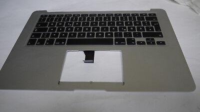 Org MacBook Pro 13 A1278 2009 2012 Top Upper Case Topcase Keyboard Tastatur DE gebraucht kaufen  Berlin