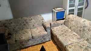 2 x 3 SEATER COUCHES Echuca Campaspe Area Preview