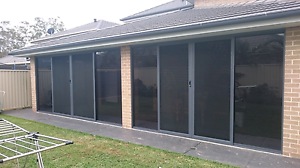 Make an install Windows and fly screen and doors Glendenning Blacktown Area Preview