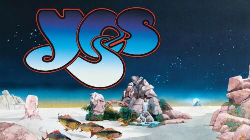 Yes: Tales from Topographic Oceans 24x36 rolled poster