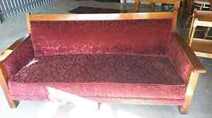 Vintage 3 Seater Couch/Lounge Enfield Port Adelaide Area Preview