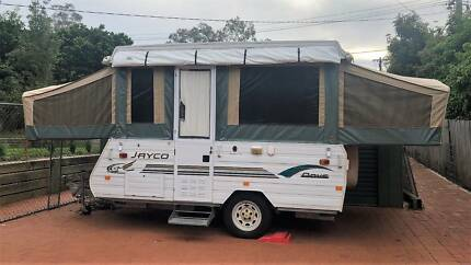 2004 JAYCO DOVE Camper Nicholls Gungahlin Area Preview