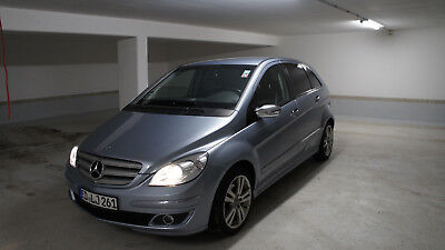 Mercedes-Benz B-Klasse W245 B180 CDI Brabus, 8 Fach bereift gebraucht kaufen  Dorfen