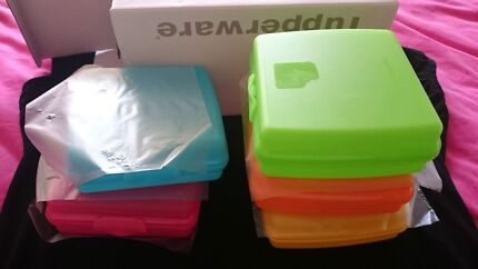 Brand New Tupperware Sandwich Keeper - selling singularly  Meadowbrook Logan Area Preview