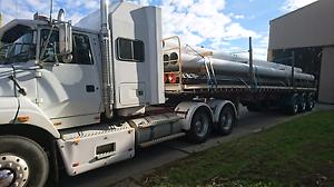 40' flat top Barker trailer Penrith Penrith Area Preview