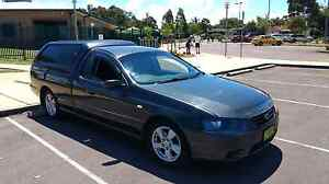 Ford Falcon 2006 BF Ute LPG Blue Haven Wyong Area Preview