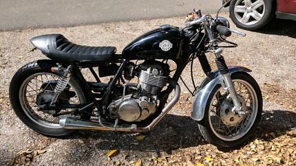 SR400 Yamaha