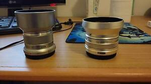 Selling Olympus 17mm f1.8 (45mm f1.8 sold)... Canning Vale Canning Area Preview