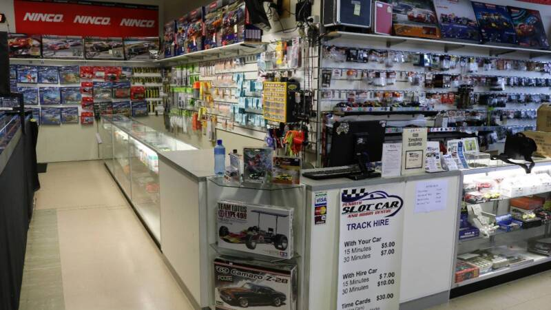 Penrith Slot Car and Hobby Centre | Business For Sale
