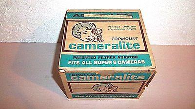 Vintage parts and Vintage Topmount Cameralite