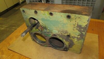 John Deere 1010 Ru Tractor Pto Rear Cover Housing
