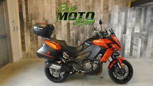 2015 Kawasaki Versys 1000 ABS LT extra clean