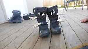 Kids Fox mx boots Midway Point Sorell Area Preview
