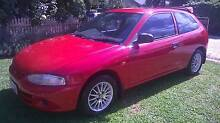 2001 Mitsubishi Mirage Hatchback LOW KLMS Collinswood Prospect Area Preview
