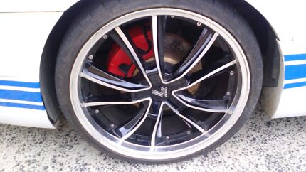 "I have 20"" rims want to swap or sell  Sydney City Inner Sydney Preview"
