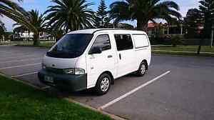 Kia Pregio Campervan with many extras Adelaide CBD Adelaide City Preview