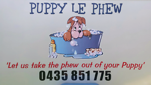 Mobile dog wash in blacktown area nsw grooming gumtree puppy le phew mobile dog grooming solutioingenieria Gallery
