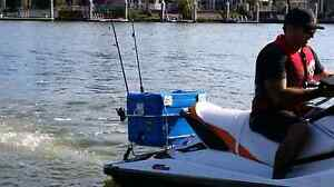 Stainless steel jetski rack. Coomera Gold Coast North Preview