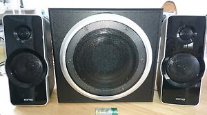 Multimedia speakers - Soniq Gardenvale Glen Eira Area Preview