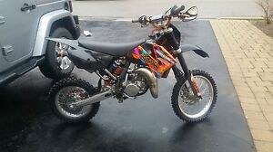 2007 Ktm 85sx big wheel
