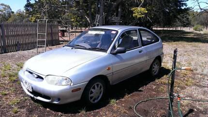 1998 Ford Festiva Hatchback Bannockburn Golden Plains Preview