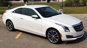 2015 Cadillac ATS Coupe AWD 3.6L V6