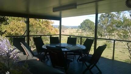 3 bedroom house, granny flat, 3 acres for sale