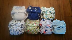 Couche lavable - Cloth diapers