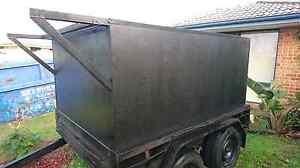 Enclosed dual axel trailer Carramar Wanneroo Area Preview