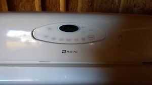 White glass for Maytag stove